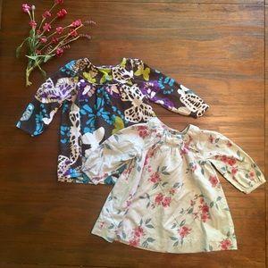 Little Girl Fall Dress Bundle Size 12-18Mo